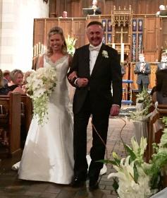 Dr. and Mrs. Steven John Stryker