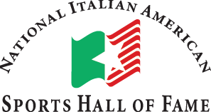 Natl. Italian American Sports Hall of Fame Logo