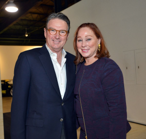 2014 honoree Jimmy Connors and wife Patti McGuire Connors