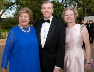 Roberta Olshansky, Kevin Bell (LP Zoo Pres/CEO), Christine Zrinsky