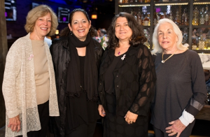 Roz Lax , Executive Board Director Andrea Gordon , Audrey Selin and Meta Berger