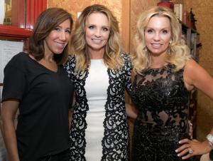 Nina Mariano, Korinna Isselhardt and Kristina McGrath