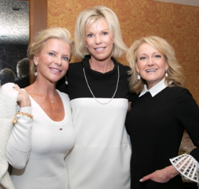 Sherry Lea Holson, Cheri Lawrence and Kim Gleeson