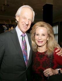 John Hart and Carol Prins