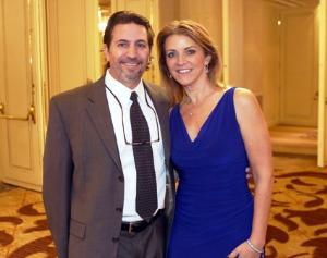 Billy Baruth and Kathy Hart