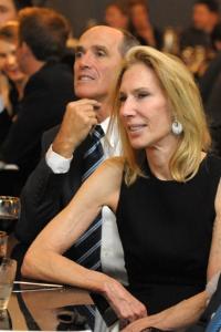 Steve Felker and Caryn Harris