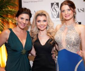 Simona Garcia, Larisa Kronfeld and Cristina Montgomery