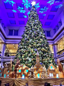 Macy's Great Tree-gorgeous as ever!