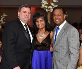 John Idler, Diana Palomar and Ravi Baichwal