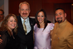 Sari Zernich, Art Smith, Linda Novick O'Keefe, Jesus Salgueiro