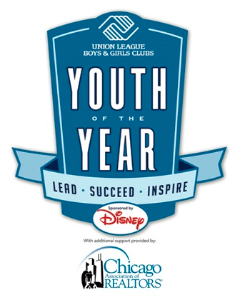 ULBGC Youth of the Year Logo