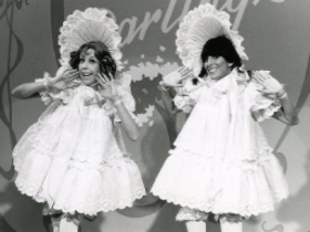 Cute Mackie designs on The Carol Burnett Show