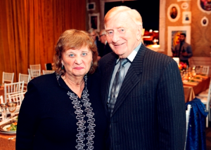 Judy and Raymond McCaskey
