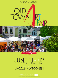 Old Town Art Fair June 11 and 12