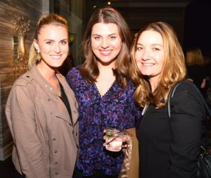 Brittany Pals, Emily Strup, Rochelle Thomas