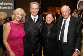 Lynn Marcocchio, Ron and Elise Magers and Bob Marcocchio