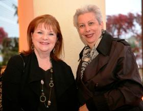 Karen Shankman and Susan Glick