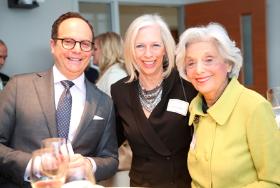 Marc Kaufman, Monique Staples and Susie Stein