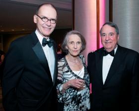 Goodman ED Roche Schulfer, Julie Baskes and trustee Roger Baskes