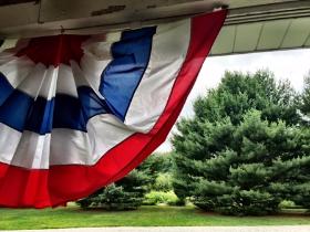 Patriotic in Michigan