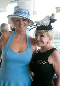 Co-chairs Kathy Piccone and Sherrill Bodine
