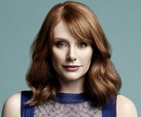 Actress Bryce Dallas Howard plays Grace in the film and could be Sheila O'Grady Duffy's twin sister!