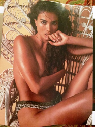 Miss September 2016 Kelly Gale (photographed by Chris Heads)