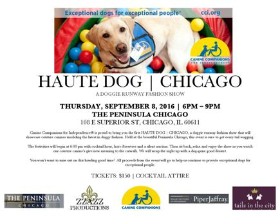 Haute Dog invite