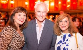 Karen Hale, Phil Lumpkin and Liz Stein