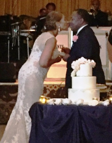 The cake and the kiss