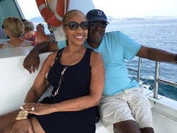 The Graces cruising the Mediterranean