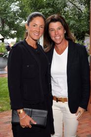 Ashley and Pam Netzky