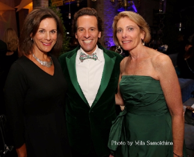 Carol Roeper, Neal Zucker and Vicki Hood