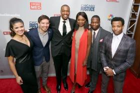 "The talented, funny, beautiful cast of ""Hamilton"""