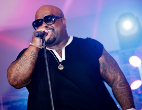 CeeLo Green performs