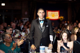 Florent Groberg, Medal of Honor Recipient