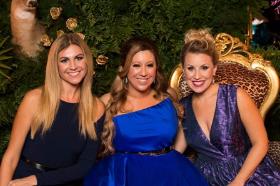 Tiffany Munster, Michelle Durpetti, Shannon Gail