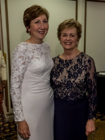 Barbara Odegaard and Penny Obenshain