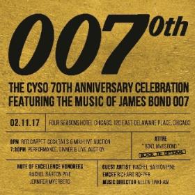 CYSO's  0070th Anniversary Gala
