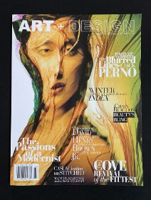 Well known photog Jack Perno's cover story feature in Art & Design Magazine!