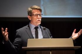 Rick Bayless was honored with a Culinary Achievement Award