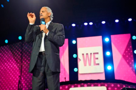 Motivational speaker Stedman Graham
