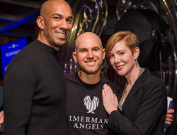 Nandan Shah, Jonny Imerman (founder Imerman Angels), Jennifer McGregor
