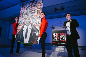 Art for Life auction