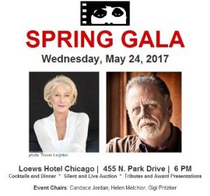 Chicago Film Fest Gala 2017