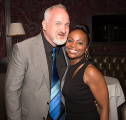 CT co-founder Art Smith and Rochelle Trotter