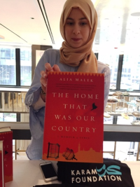 """The Home that was our Country"" by Alia Malek, an amazing book!"