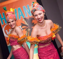 Carmen Miranda Girls