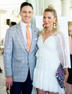 Melissa and Jeremy Stump