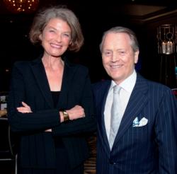 Ann and Richard Tomlinson